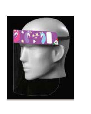 visiera protettiva  pvc adulto Markin Y100-2 8007047009074 Y100-2