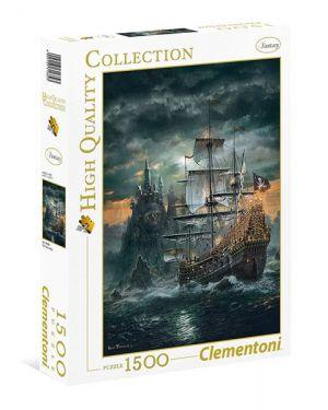 The pirate ship Clementoni 31682 8005125316823 31682