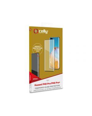 3d glass p40 pro - p40 pro+ black Celly 3DGLASS897BK 8021735757634 3DGLASS897BK