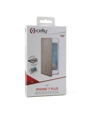 Air case iphone 8 plus - 7 plus gold Celly AIR801GD 8021735722441 AIR801GD