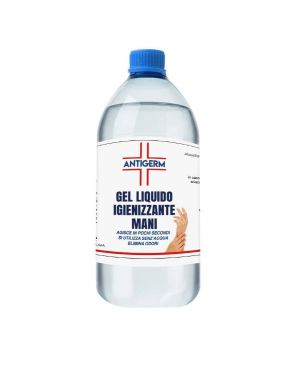 Gel igienizzante 1 litro Methodo F572000  F572000