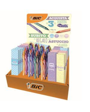 Esp98 penna gel-ocity - col .ass Bic 999459 3086123632936 999459