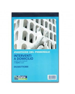 blocchi interv.a domic.del clie Data Ufficio DU16577C000  DU16577C000