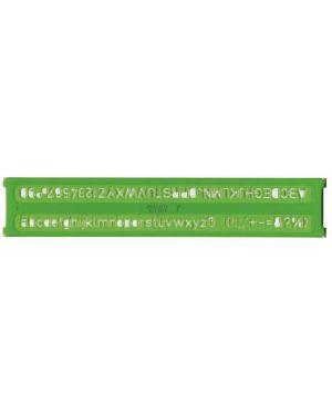 Normografo norme uni 14mm Arda 30014 8003438300140 30014