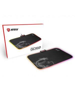 Mousepad agilitygd60 MSI J02-VXXXXX5-D22 4719072654283 J02-VXXXXX5-D22