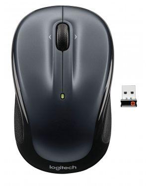 Wireless mouse m325 dark silver LOGITECH - INPUT DEVICES 910-002142 5099206026094 910-002142_2227634 by Logitech