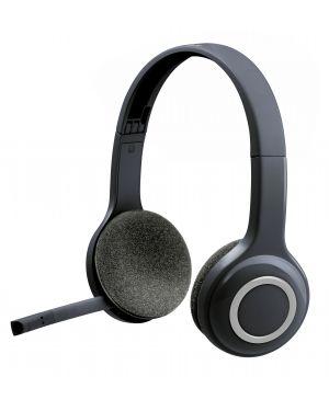 Wireless headset h600 LOGITECH - INPUT DEVICES 981-000342 5099206029378 981-000342_2227833 by Logitech