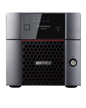 Ts 3220 4tb nas hdd 2x2tb Buffalo Technology TS3220DN0402-EU 4981254052952 TS3220DN0402-EU