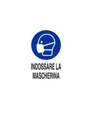 Indossare la mascherina 30x20 ad Mascherine M0160020ADB0300X0200 8024814502057 M0160020ADB0300X0200