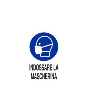 Indossare la mascherina 30x20 al Mascherine M0160020ALB0300X0200 8024814501531 M0160020ALB0300X0200