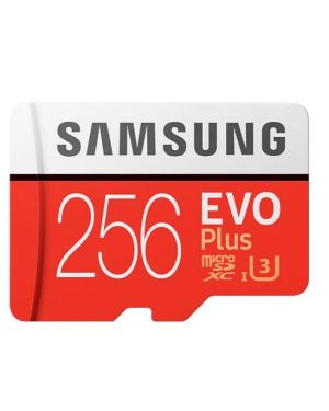 Micro sd evo plus 256gb uhs i Samsung MB-MC256HA/EU 8806090168352 MB-MC256HA/EU