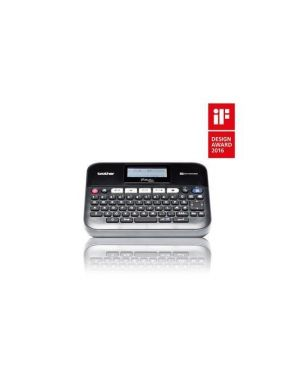 P-touch d450vp Brother PTD450VPUR1 4977766746090 PTD450VPUR1 by Brother