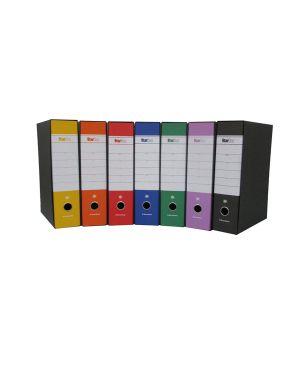 Registratore starbox f.to protocollo dorso 5cm giallo starline - sfuso 0201930.GI/sfuso  0201930.GI/sfuso_STL4007S