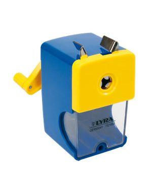 Temperamatite a manovella fino a Ø12mm lyra L7321660_62452 by Lyra