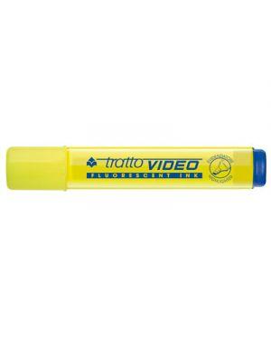 Evidenziatore tratto video giallo 01 TRATTO 830201 8000825830419 830201_73532