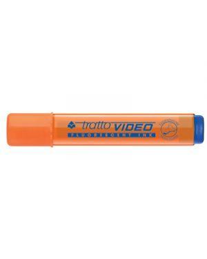 Evidenziatore tratto video arancio 03 TRATTO 830203 8000825830532 830203_73537