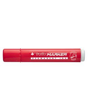 Marker fila tratto punta tonda rosso 02 841102_73540