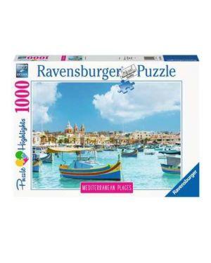 Mediterranean malta- 1000 pz Ravensburger 14978 4005556149780 14978