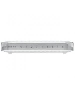 Prosafe plus switch 8-port NETGEAR - RETAIL GS108E-300PES 606449103403 GS108E-300PES_0713723 by Netgear