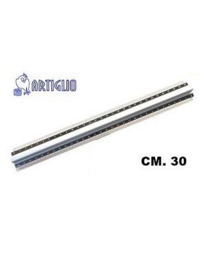 Doppiodecimetro alluminio 30cm Artiglio 5281A 8028422552817 5281A