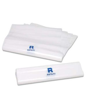 Sacchetto minigrip per rifiuti sanitari 18x25cm SAC052  SAC052_74023 by Esselte