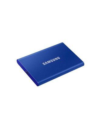 Ssd portatile t7 da 2tb blue Samsung MU-PC2T0H/WW 8806090312403 MU-PC2T0H/WW