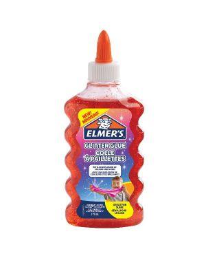 Elmer s colla glit. rossa 177ml Elmers 2109489 3026981094897 2109489