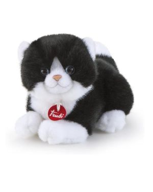 Trudino gatto bianco - nero xs Trudi TUD49000 8006529512620 TUD49000