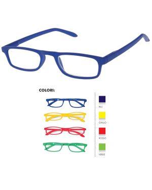 Occhiale diottrie +3,50 mod. smart rosso lokkiale smart +3,5 rosso 8058964803306 smart +3,5 rosso_73831