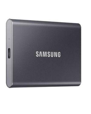 Ssd portatile t7 da 2tb grey Samsung MU-PC2T0T/WW 8806090312380 MU-PC2T0T/WW