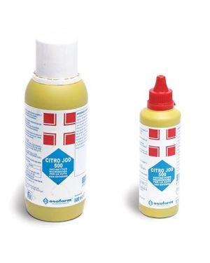 Disinfettante a base di iodopovidone 125ml JOD003_73557