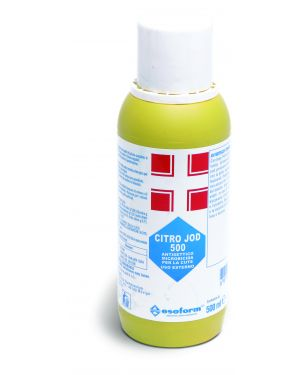 Disinfettante a base di iodopovidone 500ml JOD002  JOD002_73558 by Esselte