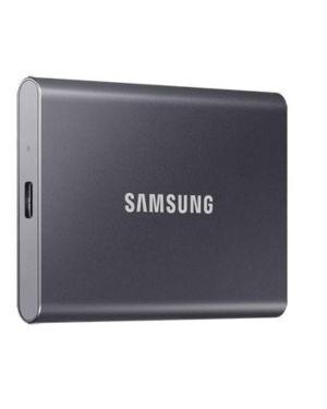 Ssd portatile t7 da 1tb grey Samsung MU-PC1T0T/WW 8806090351679 MU-PC1T0T/WW