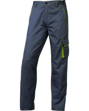 Pantalone da lavoro m6pan grigio - verde tg. l panostyle M6PANGR-L 3295249151171 M6PANGR-L_73711 by Deltaplus