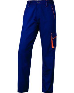 Pantalone da lavoro m6pan blu - arancio tg. xl panostyle M6PANBM-XL 3295249151256 M6PANBM-XL_73714 by Deltaplus