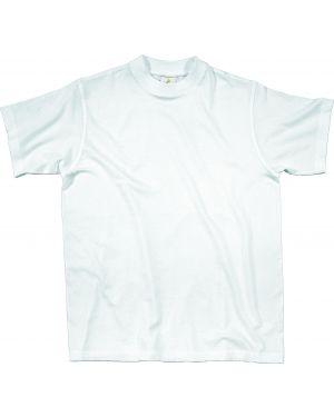T-shirt basic napoli bianco tg. xl 100 cotone NAPOLBC-XL 3295249116071 NAPOLBC-XL_73733 by Deltaplus