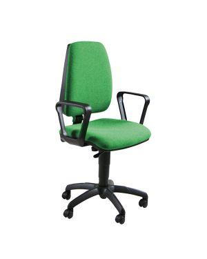 Sedia operativa jupiter verde c - bracc JUBR/EV 8014214254540 JUBR/EV_71205 by Esselte