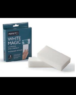 Blister 2 spugne cancella-macchie whitemagic perfetto 0246E 8000957024656 0246E_74080 by Perfetto