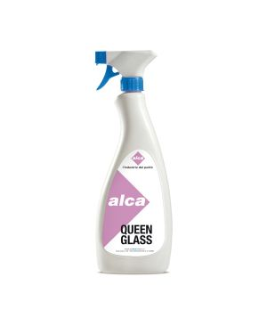 Detergente vetri queen glass 750ml alca ALC525_74148 by Esselte