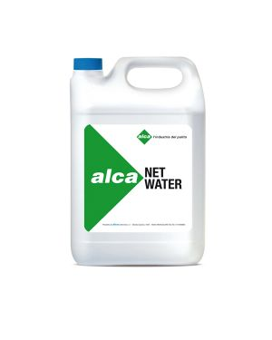 Detergente acido net water tanica 5kg alca ALC637_74150 by Esselte