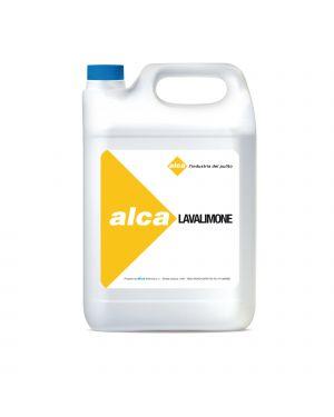 Detersivo piatti lavalimone tanica 5lt alca ALC585 8032937570617 ALC585_74154 by Alca