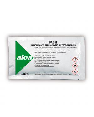 Bustina 50ml manutentore bagni linea monodose alca ALC1039 8032937570747 ALC1039_74158