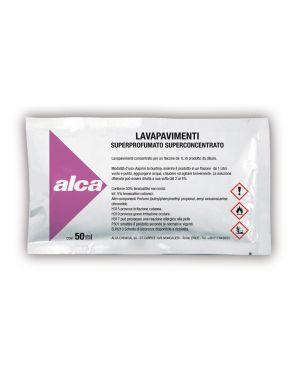 Bustina 50ml lavapavimenti linea monodose alca ALC1042 8032937570761 ALC1042_74160