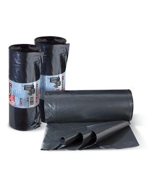 10 sacchi rifiuti 90x120cm-150lt 65µ neri hercules 0358i 8000957035898 0358i_74183