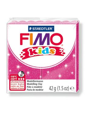 Pasta polimerica fimo kids 42gr pink 262 8030-262  8030-262_73704 by Esselte