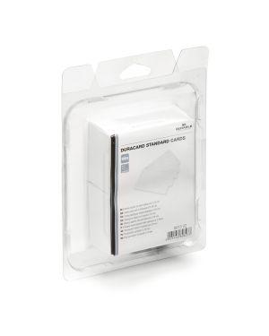 100 tessere bianche 0,76mm x duracard id300 durable 8915-02 4005546808277 8915-02_74524