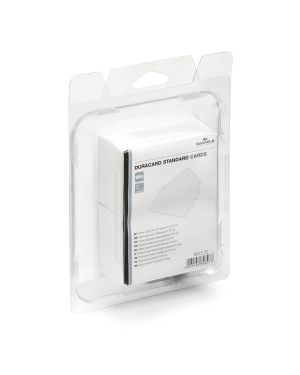 100 tessere bianche 0,76mm x duracard id300 durable 8915-02 4005546808277 8915-02_74524 by Durable