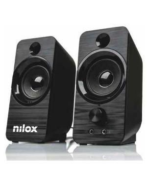 Casse acustiche pc 6w Nilox NXAPC02 8436556148354 NXAPC02