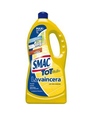 Smac tot giallo lavaincera pavimenti 1 litro M74426 8002150037501 M74426_67540