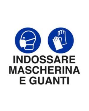 Indossare masche e guanti 50x35 Mascherine U1902000ALB0500X0350 8024814502101 U1902000ALB0500X0350